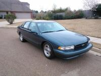 Up for sale is my 1995 Impala SS. Rare color 1 of 53