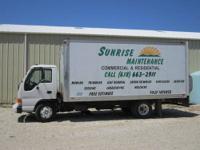 Selling my 1995 isuzu npr landscaping super lawn truck