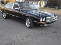 A good solid Jag at a reasonable price. Fully loaded