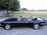 THIS ONE OWNER 1995 JAGUAR XJS 2+2 IS A BEAUTIFUL