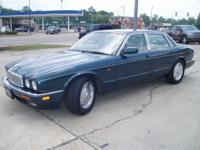 Options Included: N/A1995 Jaguar XJ6,green/beige