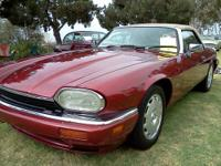 1995 Jaguar XJS Convertible, Fully loaded, 20th Yr.