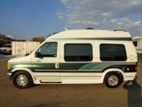 1995 FORD JAYCO MOTORHOME RV CAMPER WITH 8 CYLINDERS