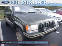 Options Included: N/AYes, this 1995 Jeep Grand Cherokee