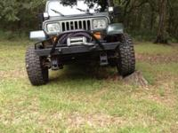 1995 Jeep Wrangler Rio Grande in great shape runs
