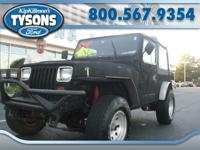 Options Included: Wheels-Steel, 4 Wheel Drive1995 Jeep