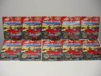 FOR SALE: 1995 Johnny Lightning TOY FAIR Muscle Cars