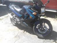 Up for sale is my 1995 Ninja 250. I am the second