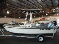 1995 Key West 1720 CC Location: Port Charlotte FL US