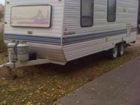 1995 Kit TRAVEL TRAILER LIKE NEW everyhing works,