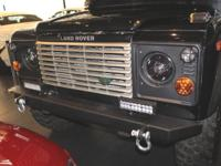 This is a Land Rover Defender 90 for sale by Euro