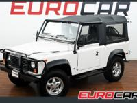 FEATURED: LAND ROVER DEFENDER ONLY 4000 MILES COLLECTOR