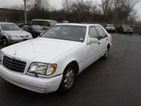 Options Included: AM/FMThis 1995 Mercedes-Benz S-Class