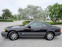This RARE ONE OWNER 1995 Mercedes-Benz SL600