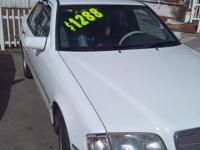 1995 Mercedes C280 Rebuidable vehicle No Mechanic on