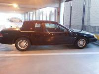 FOR SALE: 1995 Mercury Cougar XR7 Night Cat, V8 Limited