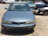 Parting out a 1995 Mitsubishi Galant. Offering all