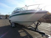 1994 MONTEREY SEL EXPRESS CRUISER. IT COMES EQUIPPED