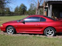 1995 MUSTANG GT. LAST YEAR FORD PUT 302 IN MUSTANGS.