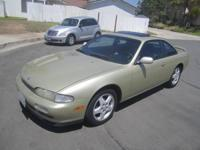 1995 NISSAN 240SX SE FOR SALE! CLEAN TITLE , AUTOMATIC