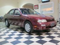 Options Included: N/A1995 NISSAN ALTIMA IN GOOD