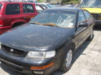 1995 Nissan Maxima -- ALL PARTS AVAILABLE! ENGINE