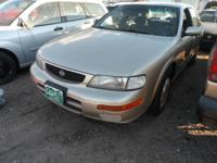 1995 Nissan Maxima 3.0L 6cyl  We are parting this car