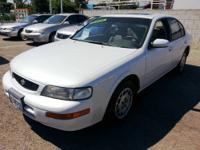 Price $4,500.00 Year 1995 Make Nissan Model Maxima SE