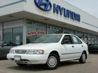 Options Included: N/AThis pre-owned 1996 Nissan Sentra