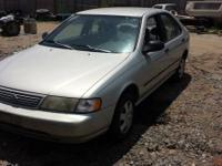Parting out this 1995 Nissan Sentra GXE. Runs and