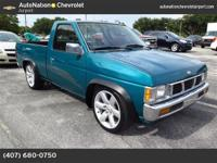 This 1995 Nissan Trucks 2WD is offered to you for sale