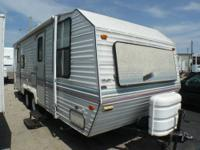 Air, Awning, Jacks, Spare Tire, 2 Entry Doors, Front