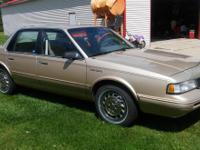 1995 OLDSMOBILE CIERA SL ---- 4DOOR ---- Drove here