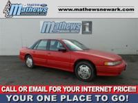 Exterior Color: red, Body: Sedan, Engine: 3.1L V6 12V