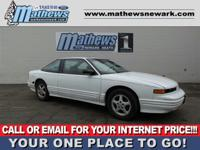 Exterior Color: white, Body: Coupe, Engine: 3.1L V6 12V