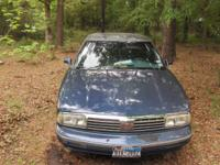 For Sale 1995 Oldsmobile- Maintained Good Engine