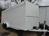 1995 Other Vendor / Concession Trailer 20' Vendor /
