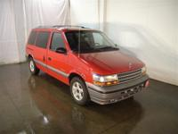 Options Included: Front Wheel Drive, Tires - Front