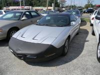 Options Included: N/AThis Pontiac Firebird qualifies