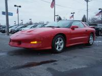 Recent Arrival! 1995 Pontiac Firebird Trans Am in