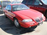 Options Included: AM/FM Radio, ABS Brakes, Front