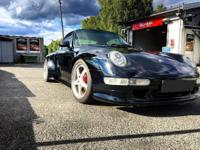 1995 Porsche 911 Turbo CarreraS 2 Custom Widebody 480+
