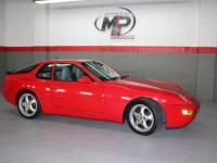 This is truly one of the nicest 968 Porsches I have