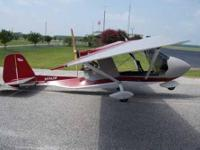 1995 Quad City Light Sport experimental TT 266 hrs up