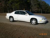 rare classic z34 monte carlo, very clean inside and