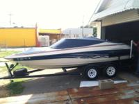 """1995 Regal 202 SE. WITH TRAILER. 19' 10"""". SEATS 8."""