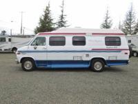 1995 Roadtrek Popular 210...Class B camper van...Twin