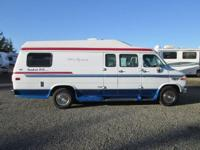 1995 Roadtrek Popular 210...Class B motorhome...Twin