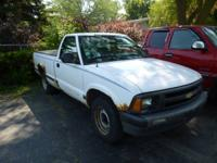 I have a 1995 Chevrolet S-10,with 216,xxx miles  4.3