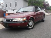 Options Included: N/AVery Nice Saab convertible clean